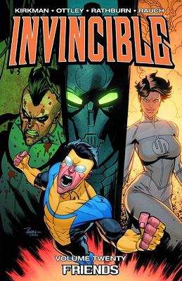 Invincible: Volume 20: Friends TP