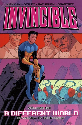 Invincible: Volume 6: Different World TP