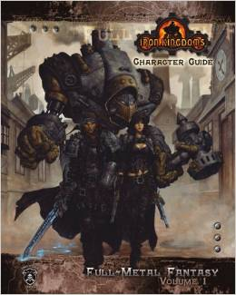 D20: Iron Kingdoms Character Guide - Used