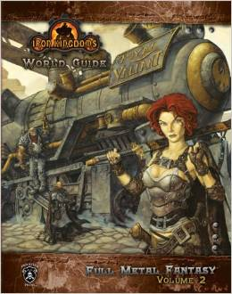 D20: Iron Kingdoms World Guide - Used