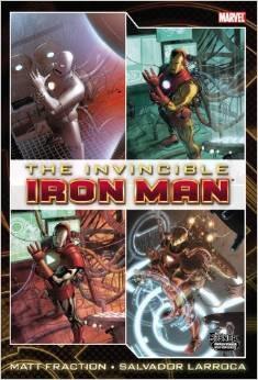 The Invincible Iron Man Omnibus Volume 1 HC - Used