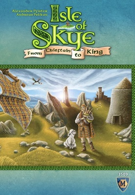 Isle of Skye Board Game