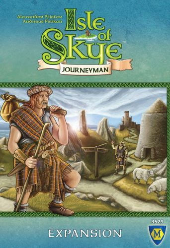 Isle of Skye: Journeyman Expansion