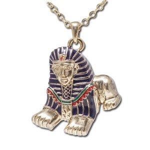 Androsphinx Necklace: 165