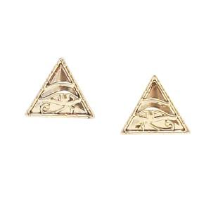 Eye of Horus Earrings: 182