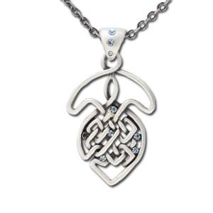 Celtic Necklace: J191