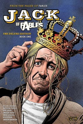 Jack of Fables Deluxe: Volume 1 HC (MR)