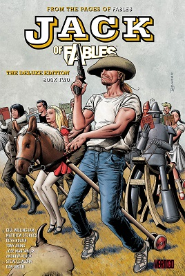 Jack of Fables Deluxe: Volume 2 HC (MR)