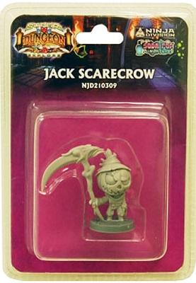 Super Dungeon Explore: Jack Scarecrow Mini Boss