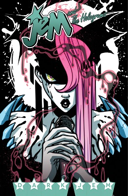 Jem and the Holograms: Volume 3: Dark Jem TP