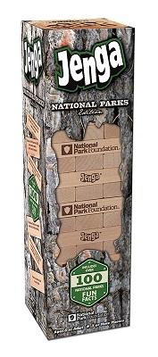 Jenga: National Parks Board Game