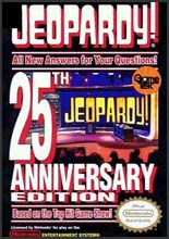 Jeopardy: 25 Anniversary Edition - NES