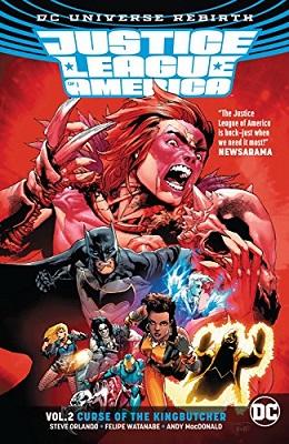 Justice League of America: Volume 2: Kingbutcher TP