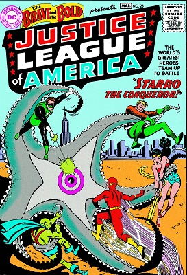 Justice League of America: The Silver Age: Volume 1 TP