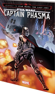 Journey to Star Wars: The Last Jedi: Captain Phasma TP