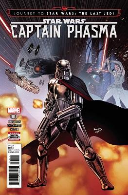 Journey to Star Wars: The Last Jedi: Captain Phasma (2017) Complete Bundle - Used