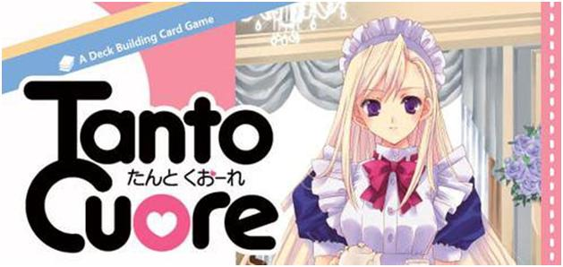 Tanto Cuore Deck Building Card Game