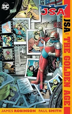 JSA: The Golden Age TP