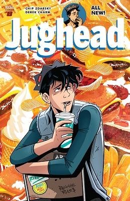 Jughead no. 8 (2015 Series) - Used