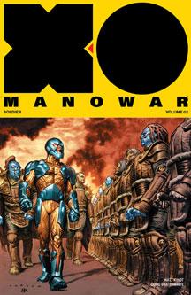 X-O Manowar: Volume 2: General TP