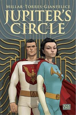Jupiter's Circle: Volume 1 TP (MR)