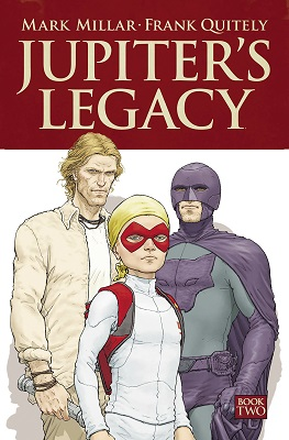Jupiter's Legacy: Volume 2 TP (MR)