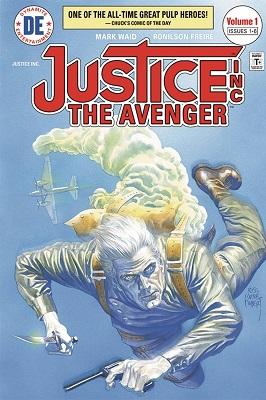 Justice Inc: The Avenger: Volume 1 TP