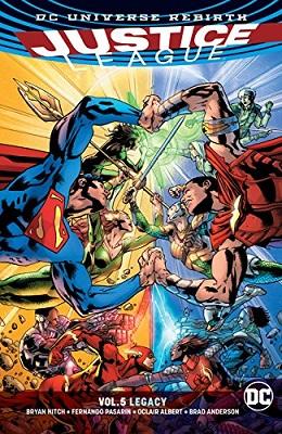 Justice League: Volume 5: Legacy TP
