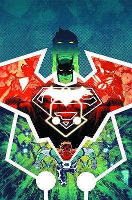 Justice League: Darkseid War: Power of the Gods HC - Used