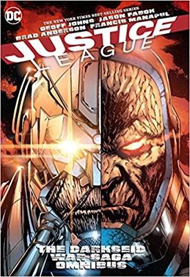 Justice League: Darkseid War Omnibus HC