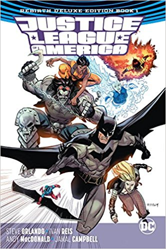 Justice League of America: Volume 1 HC (Deluxe Edition)