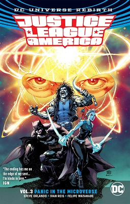 Justice League of America: Volume 3: Panic Microverse TP