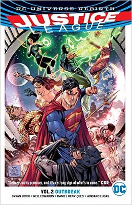 Justice League: Volume 2: Outbreak TP