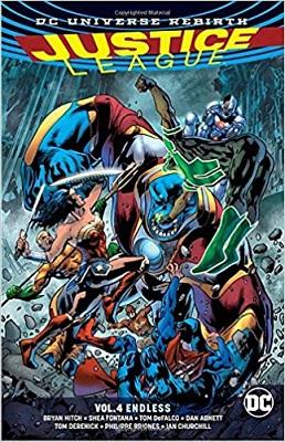 Justice League: Volume 4: Endless TP