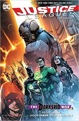 Justice League: Volume 7: Darkseid War Part 1 TP