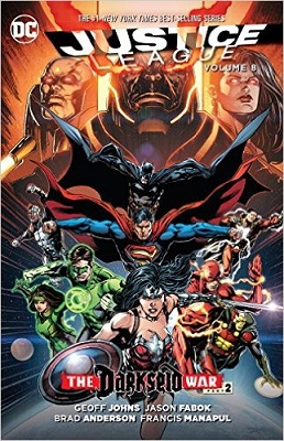 Justice League: Volume 8: Darkseid War Part 2 TP