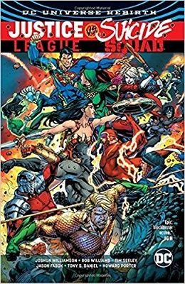 Justice League Vs Suicide Squad HC