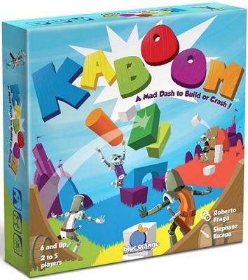 Kaboom Board Game