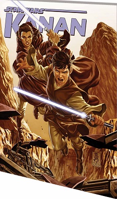 Star Wars: Kanan: Volume 2: First Blood TP