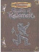 Dungeons and Dragons 3.5 ed: Kingdoms of Kalamak: Campaign Setting Sourcebook