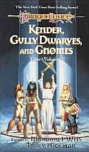DragonLance: Tales: Kender, Gully Dwarves, and Gnomes