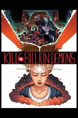 Kill 6 Billion Demons: Volume 1 TP (MR)