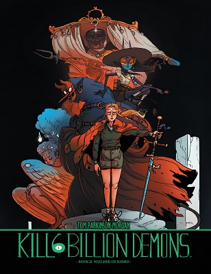 Kill 6 Billion Demons: Volume 2 TP (MR)