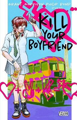 Kill Your Boyfriend HC (MR)