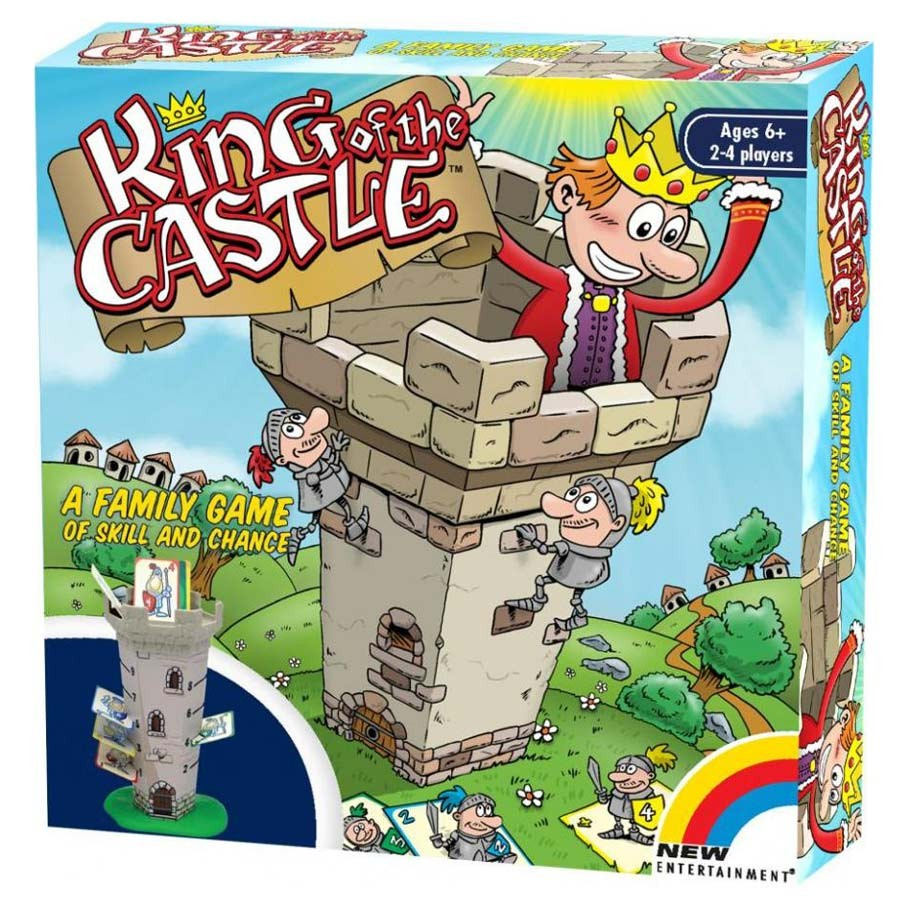 King of the Castle Board Game