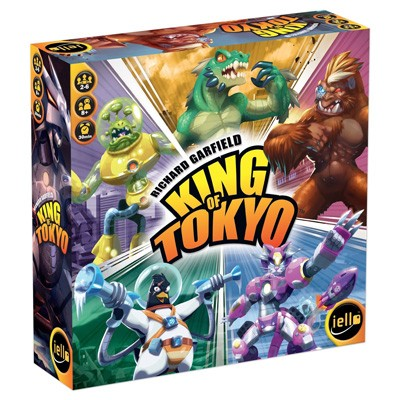 King of Tokyo Board Game (2nd Edition)