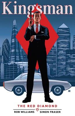Kingsman: The Red Diamond TP