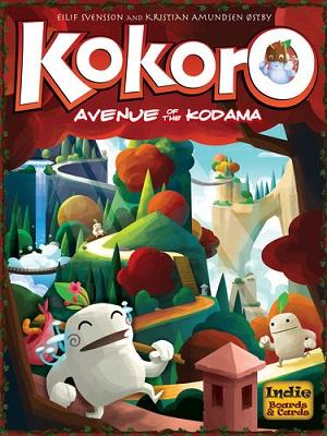 Kokoro: Avenue of the Kodama Board Game