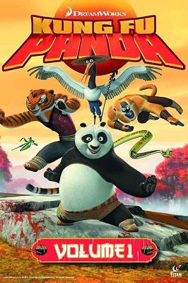 Kung Fu Panda (2015) Complete Bundle - Used