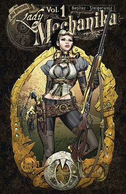 Lady Mechanika: Volume 1 HC (Oversized Edition)